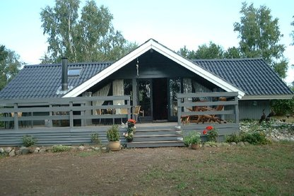 Holiday Cabin - Frontview