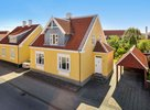 Lovely large villa in Skagen near the pedestrian zone, the sea and the harbor