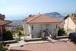Luxus house in Alanya, 180 m2, 4 beedrooms, 2 bathroom, panorama off the sea