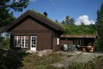 Large and comfortable family cabin in Blefjell