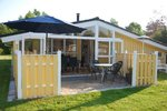 Nice sommerhouse in Hals with whirlpool and sauna, wonderfull beach