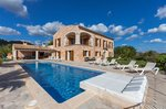 FROM €250 PER NIGHT · NEW LUXURY VILLA WITH PRIVATE POOL · CHILDS POOL · SEA-VIEWS · NEARBY BEACH AN