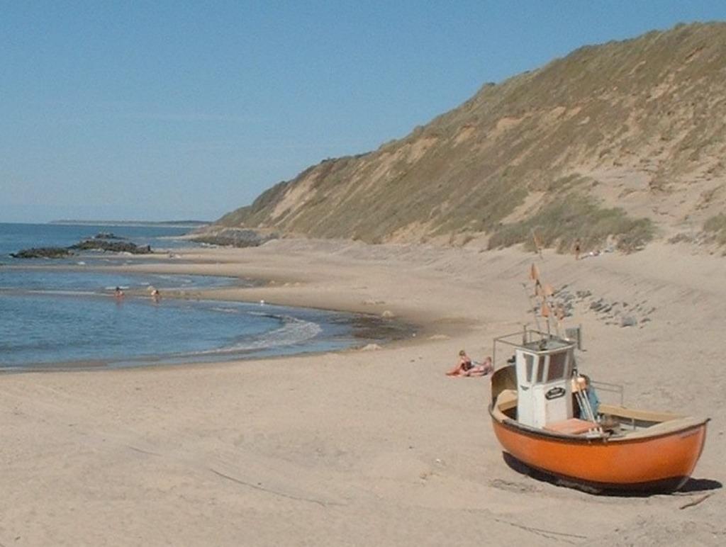 strand Lønstrup strand