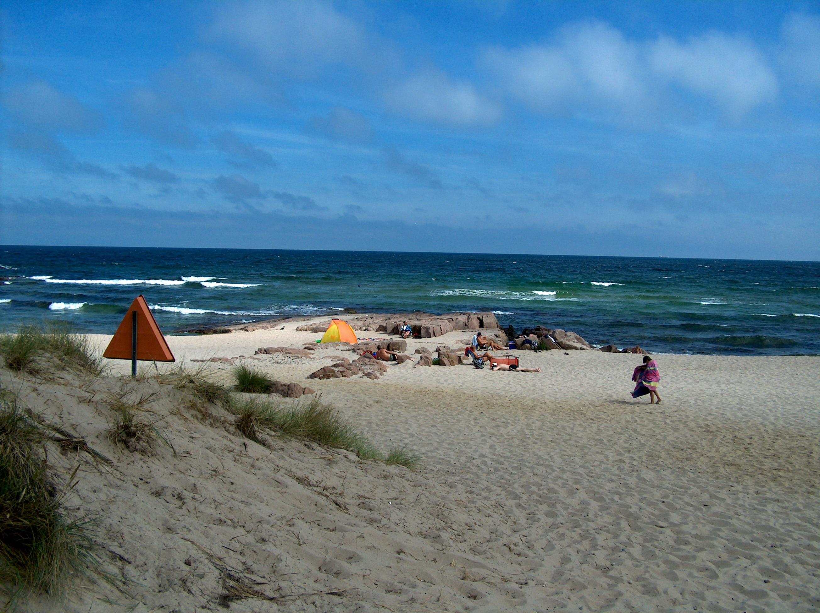 strand Sandvig Strand